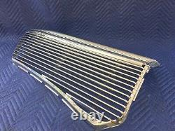 1937 Chevy Chevrolet Truck Stainless Steel Grill Complete with clips
