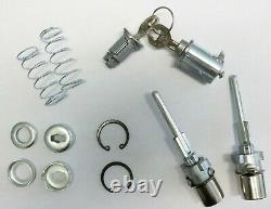 1960-1966 Chevrolet & GMC Truck Ignition, Doors & Glove box lock set- GM Keys