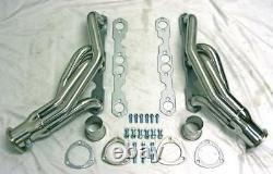 1988-1995 Small Block Chevy 350 Pickup Truck Stainless Steel Exhaust Headers SBC