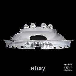 1 Single Front for DODGE RAM 3500 03-19 17 Wheel Simulators Dual Liners Covers