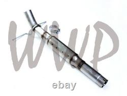 3 Axle/Cat Back Exhaust Muffler Turn Down 09-13 Chevy/GMC Silverado/Sierra 5.3L