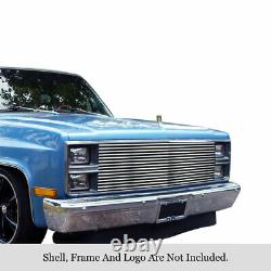 81-87 86 Chevy GMC Pickup Truck STAINLESS STEEL Grille 82 83 85