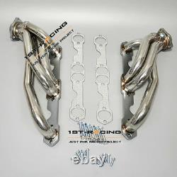 A set Header For Chevy GMC SUV Truck 88-97 5.0l 5.7l K1500 K2500 C1500 C2500