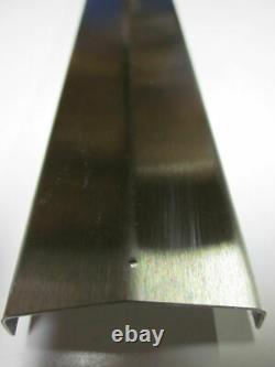 Center Grille Molding Stainless Steel 41-49 Kb6 Kb7 International Trucks New
