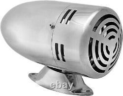 Electric Motor Air Raid Siren Alarm Stainless Steel Car/truck 12v Vxs-9070s