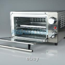 Electric Truck Oven 24 Volt 24v 9 Litre Stainless Steel Truckers Lorry HGV