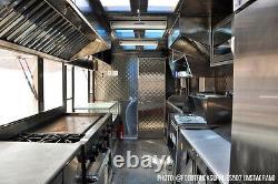 Food Truck & Restaurant Diamond Quilt Stainless Steel, Chrome, 26Ga 48x102