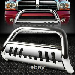 For 97-04 Dodge Dakota/durango Truck Chrome Bull Bar Push Bumper Grille Guard