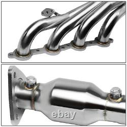 Gmc/chevy Suv/pickup Truck 4.8l/5.3l V8 Stainless Steel Exhaust Header+y Pipe