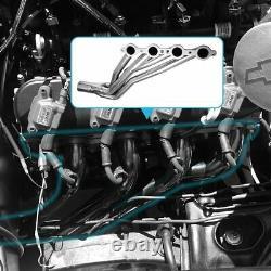LS Swap Longtube Headers Truck 1 3/4 Fit Chevy Conversion Swap LS1 LS2 LS3 LS6
