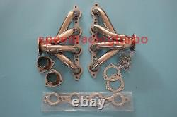 LS Universal Hugger Headers 351 Conversion (LS1, LS2, LS3, LS6) Ram Horns