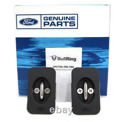 OEM NEW Bull Ring Truck Bed Hooks 2015-2018 Ford F-150 VFL3Z-99000A64-B