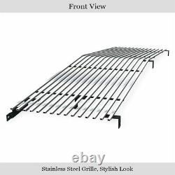 STAINLESS STEEL Grille for 81-87 82 86 85 Chevy GMC Sierra Pickup Truck