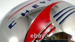 Set (4) 1941 42 46 47 48 Chevy Car Pickup Truck Steel Hubcaps / Fits Ford Wheels
