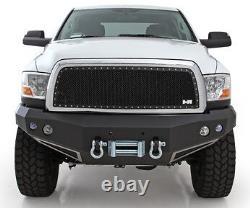Smittybilt M1 Wire Mesh Grille 06-09 Dodge Ram Pickup Truck 615800 Black