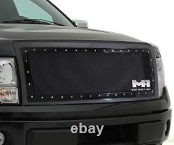 Smittybilt M1 Wire Mesh Grille for 2004-2008 Ford F150 Pickup Truck 615833 Black