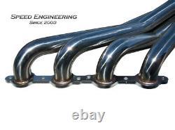Speed Engineering LS Swap S10 Conversion Headers Truck & SUV LS1 LS2 LS3 LS6