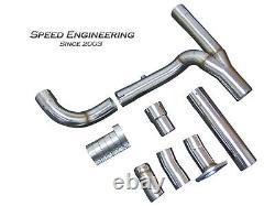 Speed Engineering Silverado Sierra Truck 1 7/8 Headers Y-Pipe 07-13 4.8 5.3 6.0