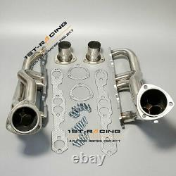 Stainless Steel Exhaust Headers for Chevy GMC TRUCK 1500 2500 3500 V8 5.0l 5.7L