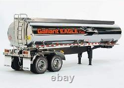 Tamiya Electric RC Big Truck Series No. 33 Fuel Tank Trailer Radio Control NEW